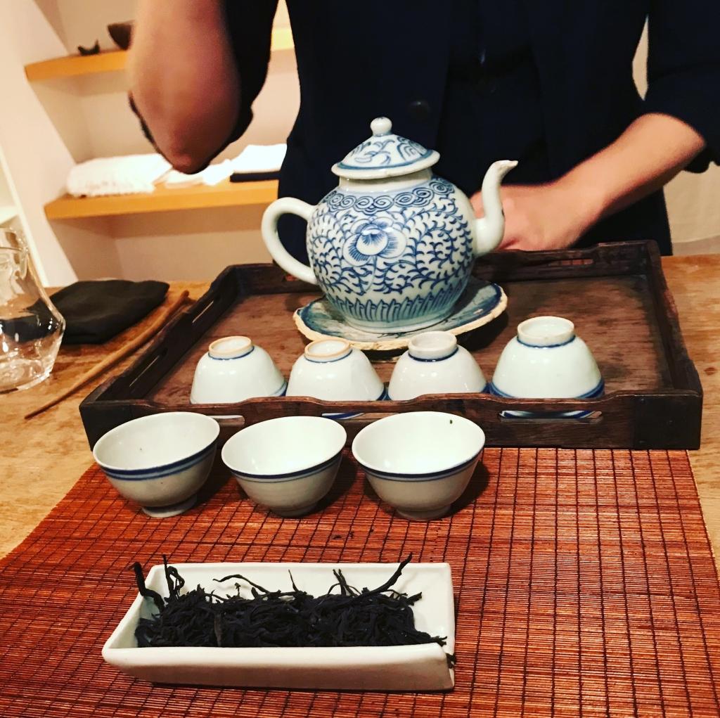 12月の中国茶稽古のお知らせ