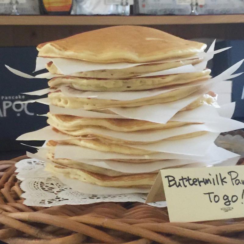 pancake APOC 大川雅子さんのパンケーキイベントのお知らせ